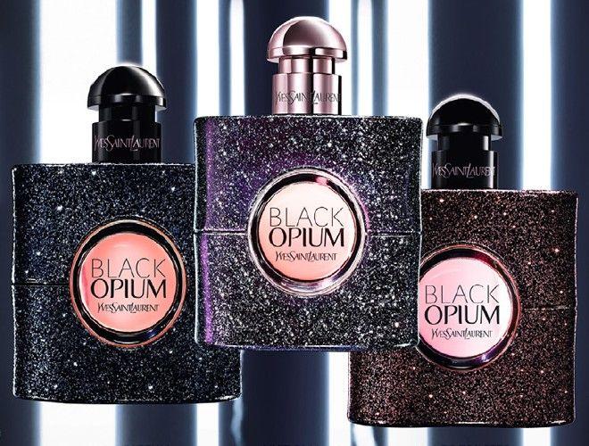 Znalezione obrazy dla zapytania yves saint laurent opium nuit blanche