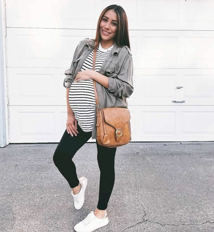 65 Cute Work Outfit Ideas For Pregnant Women (6 – Stylish maternity outfits – #c…