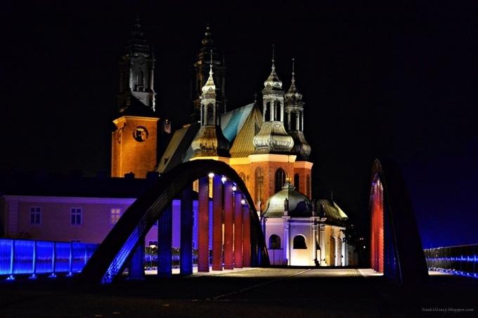 Poznan Poland Cathedral, Ostrów Tumski