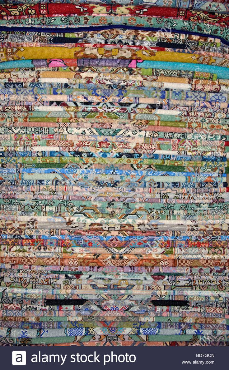 Best 25 carpet stores ideas on pinterest squishy store diy pile of moroccan rugs in carpet store medina tangier tangier ttouan region baanklon Gallery