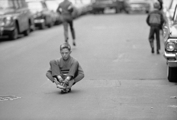NYC Vintage Skateboarding 1960's