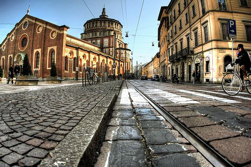 Corso Magenta.