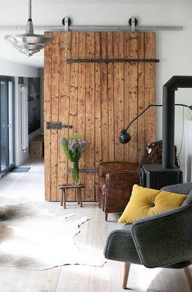 die besten 25 scheunentore ideen auf pinterest schiebetor schiebetor holz und holzt ren. Black Bedroom Furniture Sets. Home Design Ideas