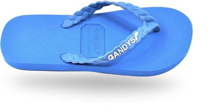 Gandys Originals Flip Flops - Brighton Blue