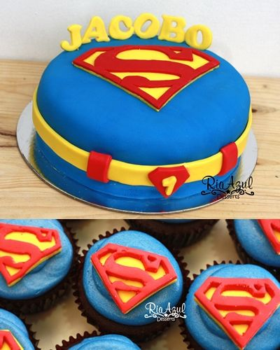 Best 25 Superman birthday cakes ideas on Pinterest Superman