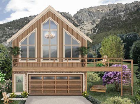 56 best Garage Apartment Plans images on Pinterest | Garage ...