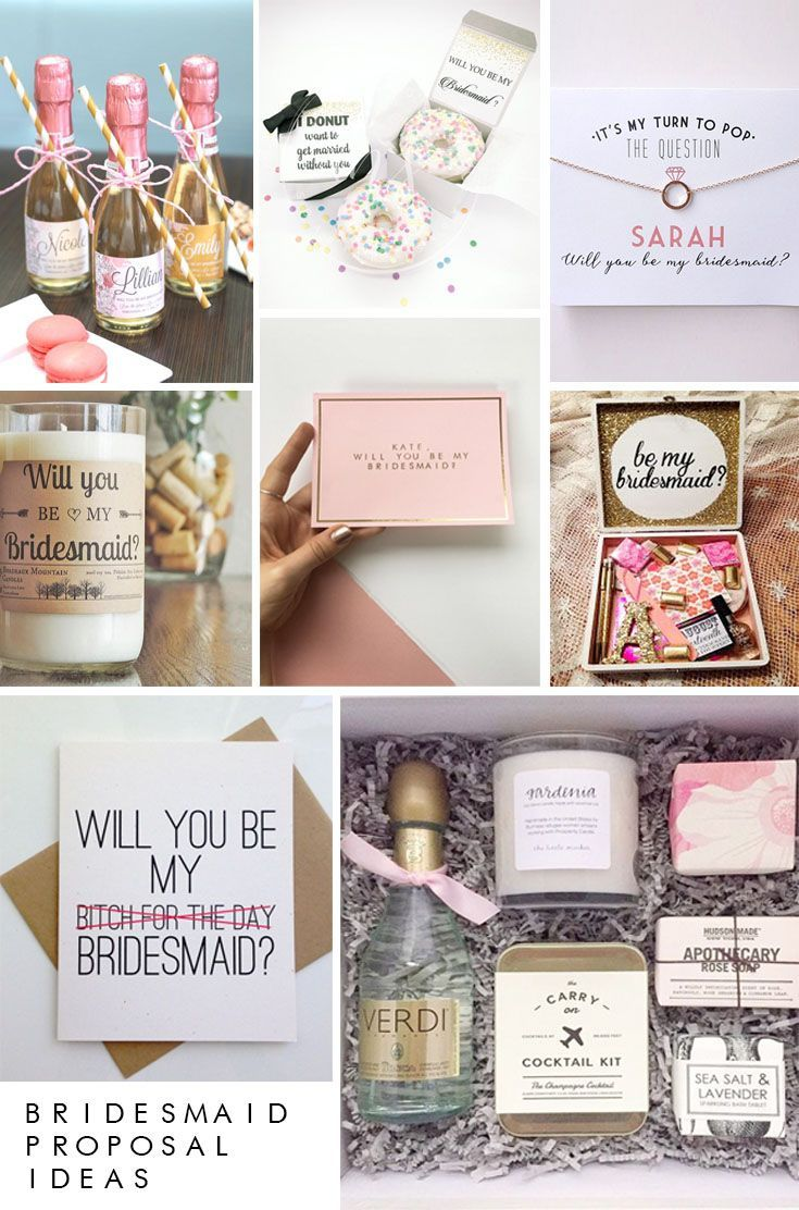89 best bridesmaid gifts images on pinterest bridesmaid boxes bridesmaid proposal gifts and. Black Bedroom Furniture Sets. Home Design Ideas
