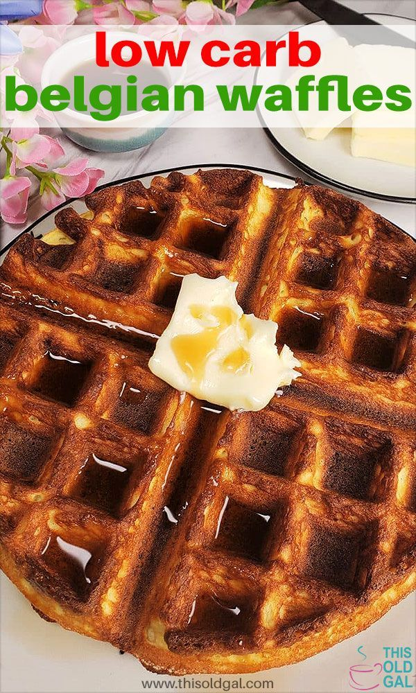 My Keto Low Carb Belgian Waffles Recipe Uses Coconut Flour And Cooks Up Light Fluffy And Slightly Belgian Waffles Recipe Waffle Recipes Waffle Recipe Healthy