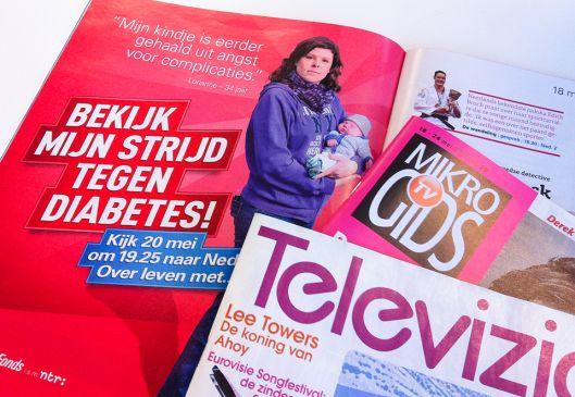 Diabetes Fonds - Over leven met diabetes