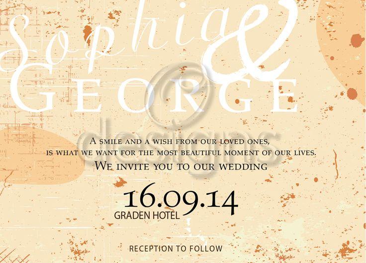 Wedding Digital Invitation No 4