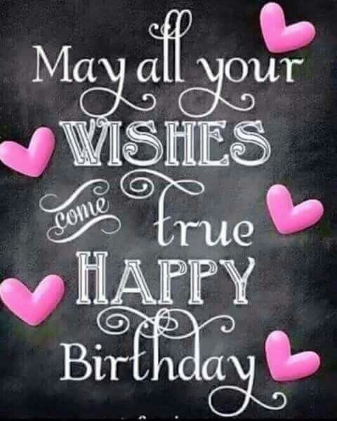 May all your wishes come true...