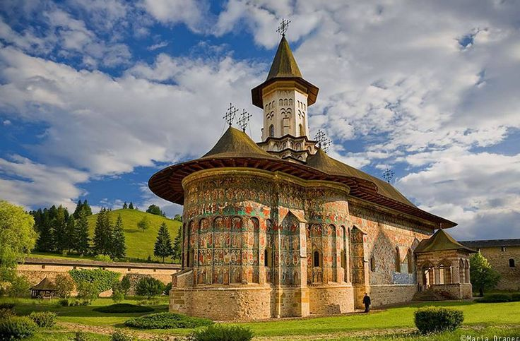 Sucevita Monastery, Suceava County