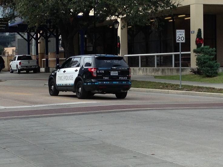 Texas Medical Center Police Ford SUV (Houston) Emergency