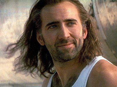 Nicolas Cage...melt...sigh...