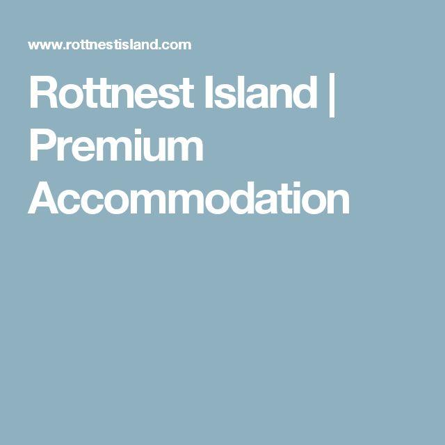 Rottnest Island   Premium Accommodation