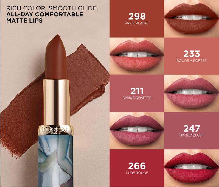 LOREAL Colour Riche Lipstick, Classic Wine 752 | Colour