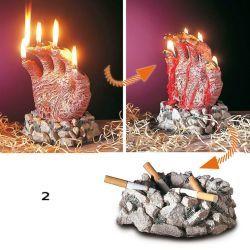 Candelabro para Velas   En #Mercadisfraces podrás comprar tus #disraces #originales para tus fiestas de #halloween