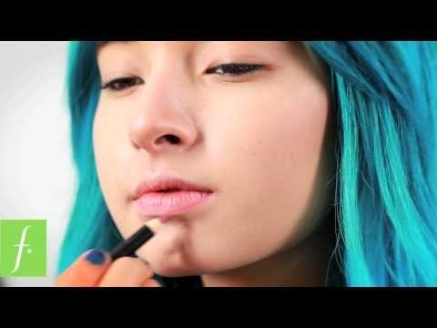 Tutorial de belleza para labios en degradé por Laura Sánchez, un look romántico y chic,