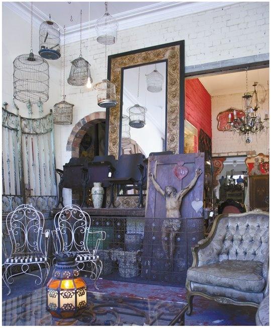 Amor y Locura 77 Gertrude St - Sth American antiques, relics & stuff - a treasure trove
