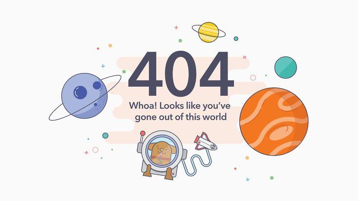 404 inspiration