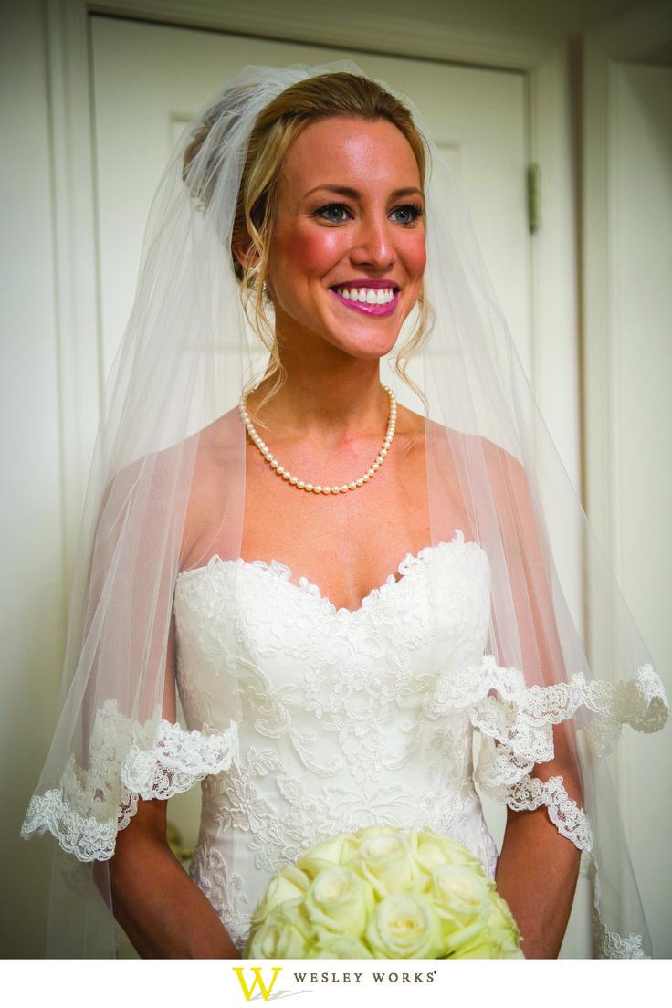 Brunette Bride Ring