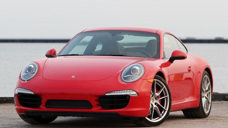 2012 Porsche 911 Carrera S - Autoblog