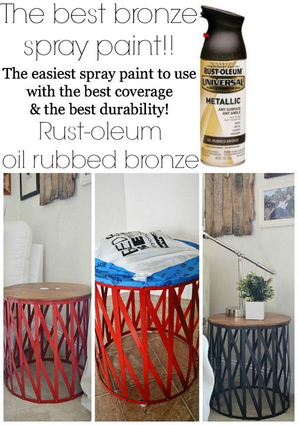 Best 25 Bronze Spray Paint Ideas On Pinterest Oil Rubbed Bronze Paint Paint Door Knobs And