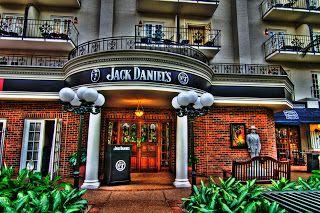 Jack Daniel's building. X