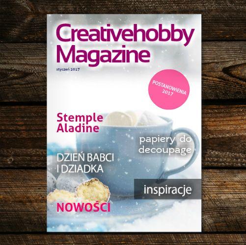 Oto styczniowy numer Creativehobby Magazine: http://moje.creativehobby.pl/2017/01/styczniowy-creativehobby-magazine-juz.html :)