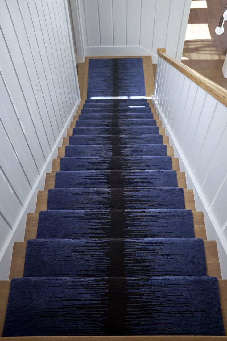25 Carpeted Staircases That Are Far From Ordinary and