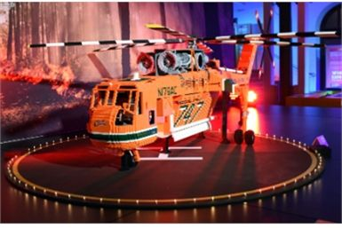 The Brickman Experience is an interactive exhibition made entirely from LEGO bricks and the largest touring exhibition of its kind.
