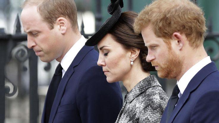 William und Kate trauern um die Opfer von Manchester