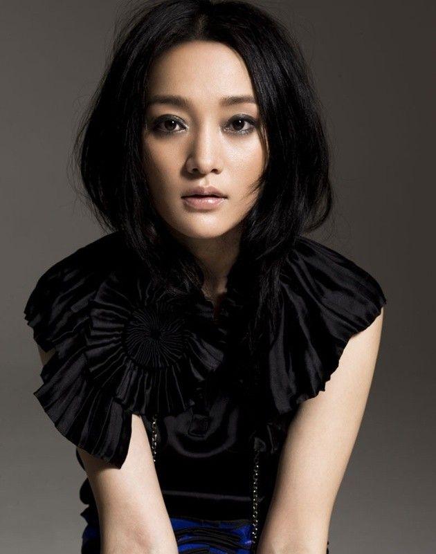 Foto Zhou Xun Aktris Cantik dari Cina