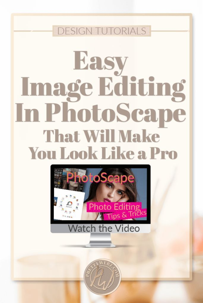 easy photo editing free
