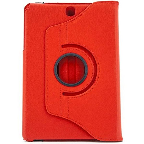 """Custodia per Tablet Samsung Tab A T553 Ref. 186599 9.7"""" Rosso Pelle ONE 9,68 € Se sei un appassionato d'informatica ed elettronica, ti piace stare al passo con la più recente tecnologia senza lasciarti sfuggire nessun dettaglio, acquista Custodia per Tablet Samsung Tab A T553 Ref. 186599 9.7"""" Rosso Pelleal miglior prezzo."""