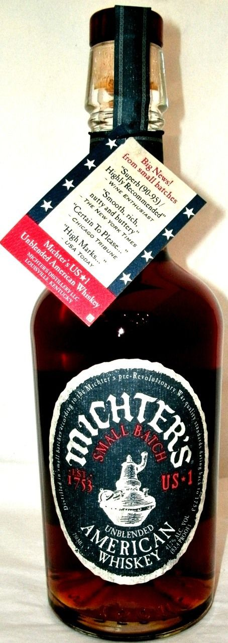 The Whisky Shop - Michter's American Whiskey Small Batch, $49.50 (http://www.whiskyshopusa.com/michters-american-whiskey-small-batch/)