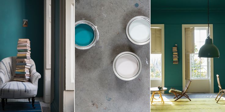 Vardo is an incredibly vibrant yet versatile color that nods to the rich turquoises of olden days. The color can be used to liven up a space with an elegant touch.