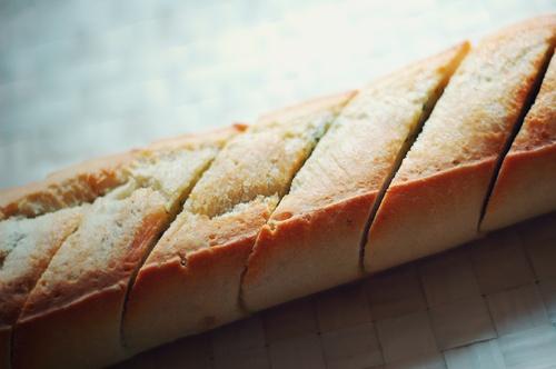 Garlic bread - http://www.fotografia.bartoszkoplin.pl