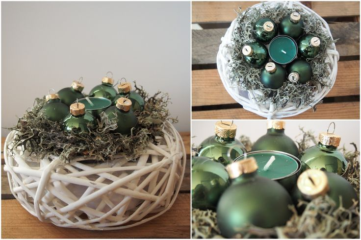świecznik świąteczny /CHRISTMAS candlestick