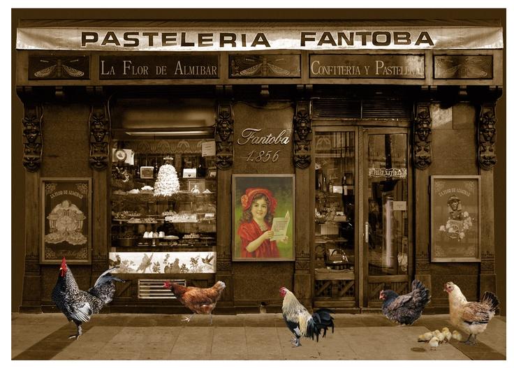 Pasteleria fundada en 1856 (Ricardo Magdalena)