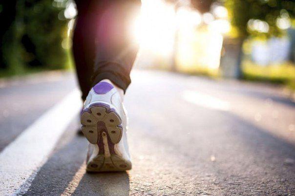 Пешие прогулки после тренировки  / Спорт Сильных!