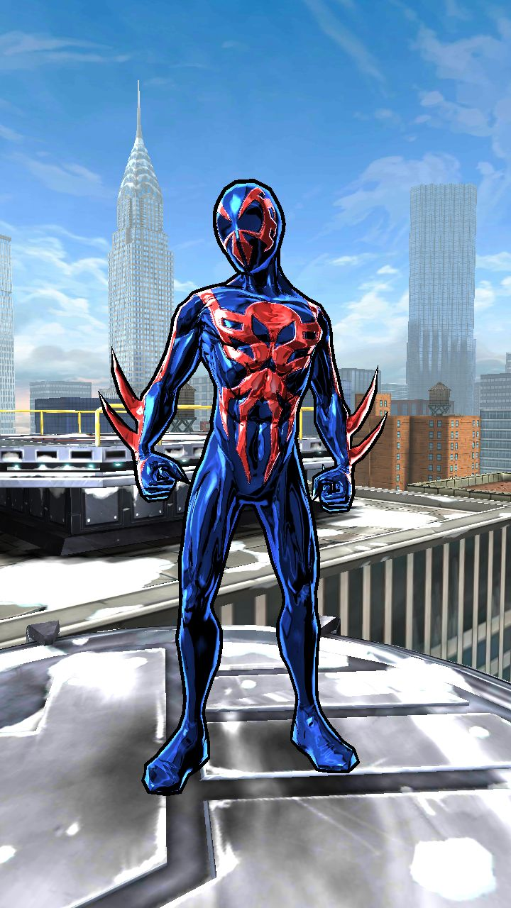 Miguel O'HARA (SPIDER-MAN 2099) | Earth TRN389 | SPIDER-MAN Unlimited (2014) | One DAY One HERO