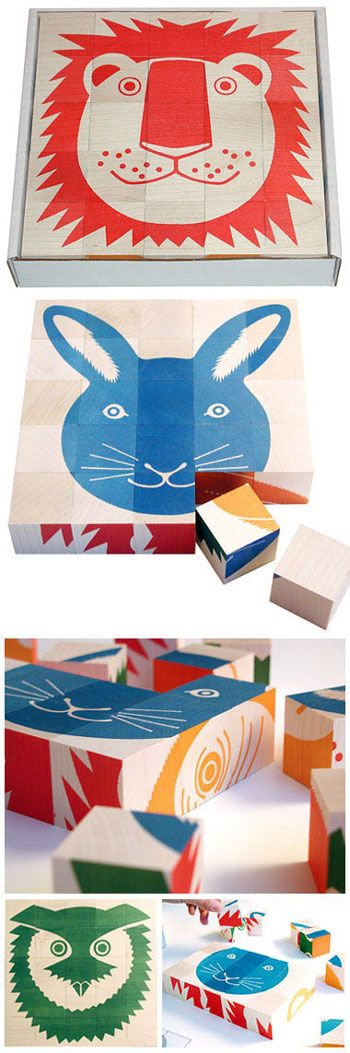Naef Animal Puzzle toy