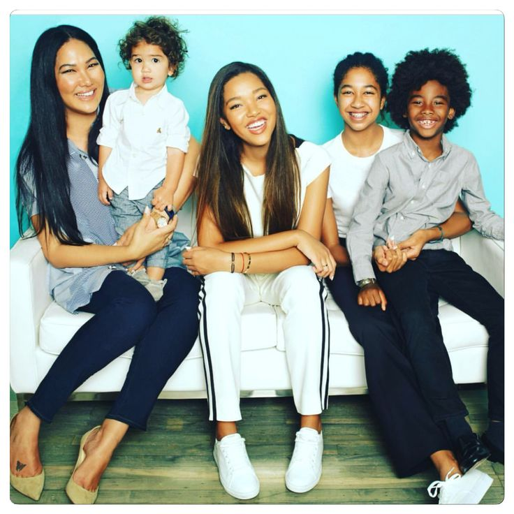 Kimora Lee Simmons Family