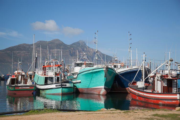 Fishing Boats, Hout Bay
