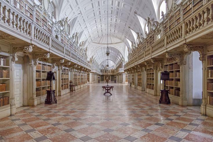 Докосни се до най-красивите библиотеки по света - дизайн - GoGuide.bg
