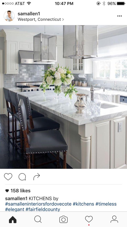 Mejores 152 imágenes de Kitchen en Pinterest | Cocinas, Comedores y ...