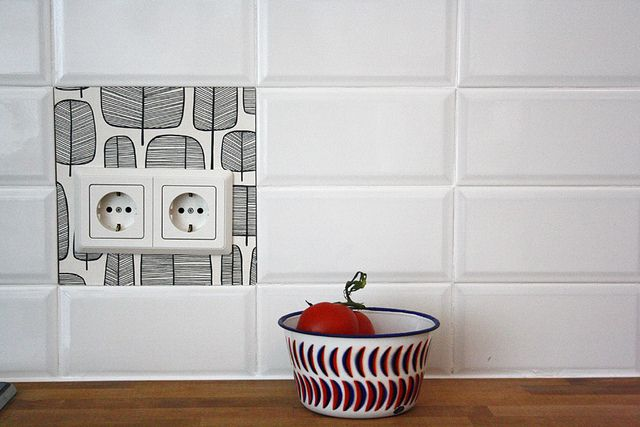 Our new kitchen tiles | Flickr - Photo Sharing!