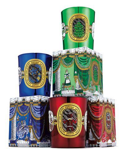 Diptyque Un Encens Etoile Candle