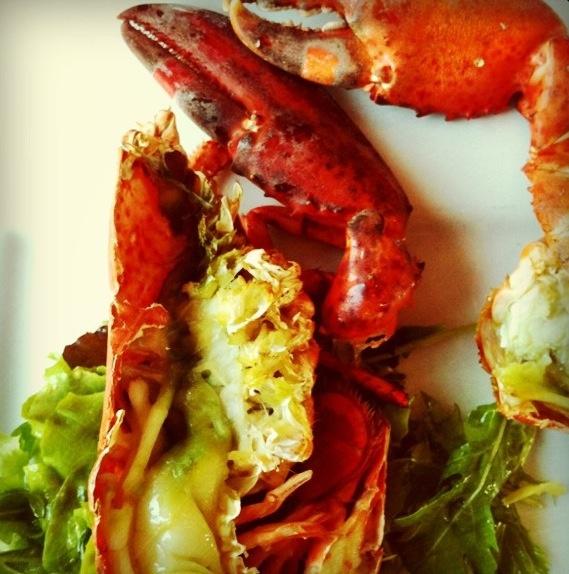 mmmm Lobster!
